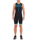 2XU Active Trisuit Men black/retro dresden blue